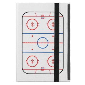 Ice Rink Diagram Hockey Game Companion Covers For iPad Mini