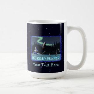 Ice Road Runner Coffee Mug