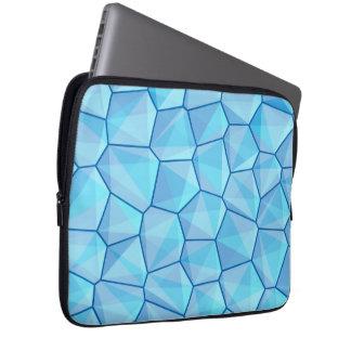 Ice Rock Flap Laptop Computer Sleeve