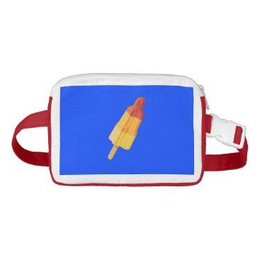 Ice Rocket Waist Bag