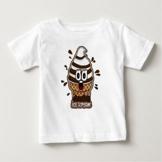 ice scream!!! baby T-Shirt