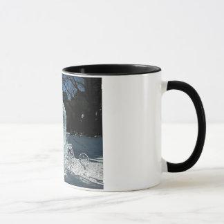 Ice Sculpture Mug