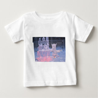 Ice Sculpture Sporting Artist Carving Arctic Gifts Baby T-Shirt