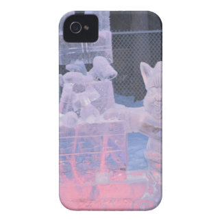 Ice Sculpture Sporting Artist Carving Arctic Gifts iPhone 4 Case