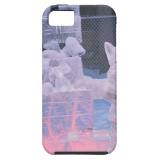 Ice Sculpture Sporting Artist Carving Arctic Gifts iPhone SE/5/5s Case