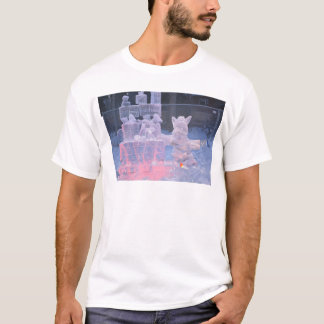 Ice Sculpture Sporting Artist Carving Arctic Gifts T-Shirt