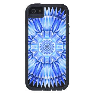 Ice Shards Mandala Case For iPhone SE/5/5s