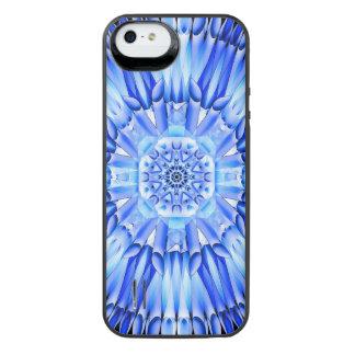 Ice Shards Mandala iPhone SE/5/5s Battery Case