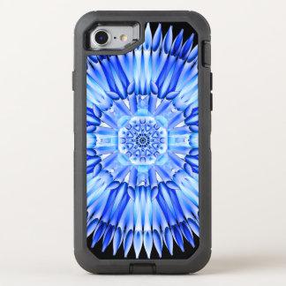 Ice Shards Mandala OtterBox Defender iPhone 7 Case