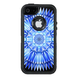 Ice Shards Mandala OtterBox Defender iPhone Case