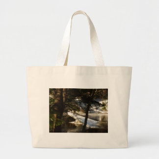 Ice Sheet Jumbo Tote Bag