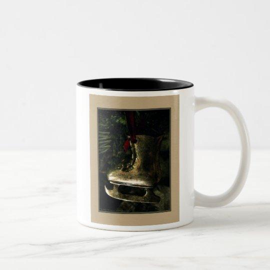 Ice Skate Ornament Mug
