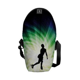 Ice Skater; Cool Messenger Bags