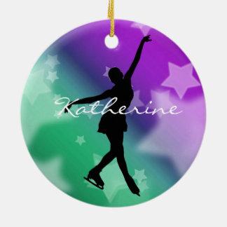 Ice Skater Figure Skater Ornament