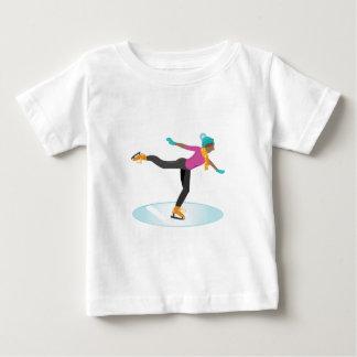 Ice Skater T-shirt