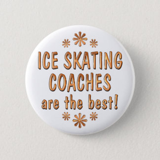 Ice Skating Coaches are the Best Button