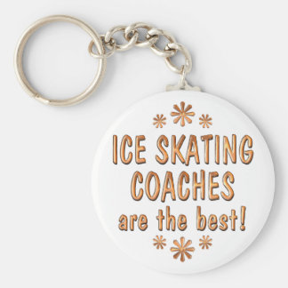 Ice Skating Coaches are the Best Key Chains