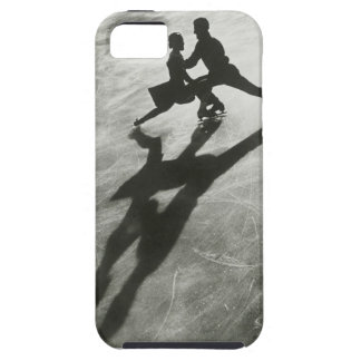 Ice Skating Couple iPhone 5 Case