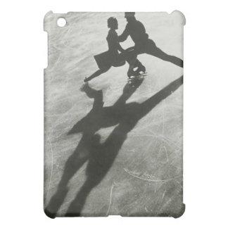 Ice Skating Couple iPad Mini Covers