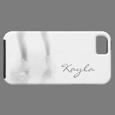 Ice skating cover for iPhone 5/5S