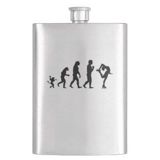 ice skating  evolution, #ice skating flask