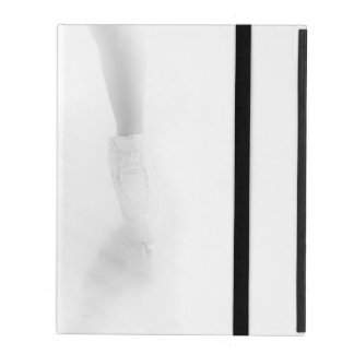 Ice skating iPad folio cases