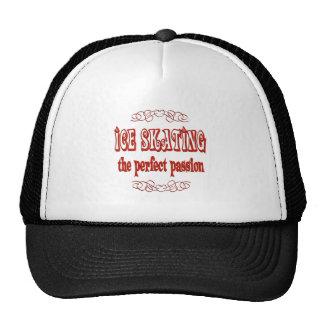 Ice Skating Passion Trucker Hat