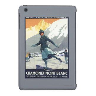 Ice Skating - PLM Olympic Promo Poster iPad Mini Case
