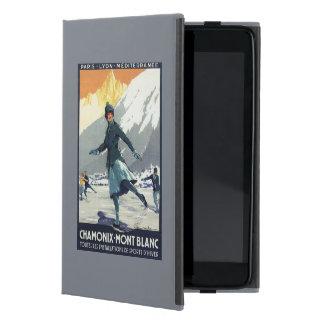 Ice Skating - PLM Olympic Promo Poster iPad Mini Cases