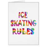 Ice Skating Rules Cards