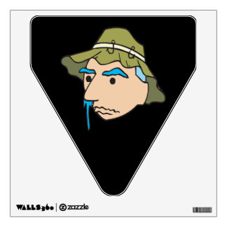 Ice Snot Wall Decal