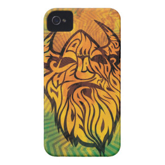 Ice & Snow Viking iPhone 4 Cover