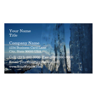 Ice Storm Business Card
