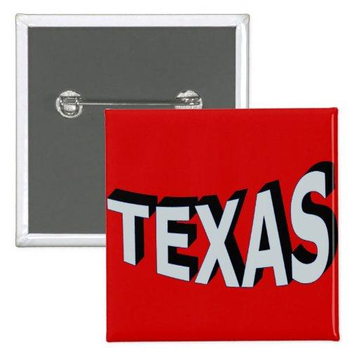 Ice Texas Button