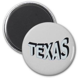 Ice Texas Magnet