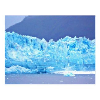 Ice Themed Postcard