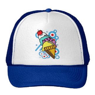 ICE TRUCKER HAT