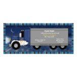 Ice Trucker Invitation