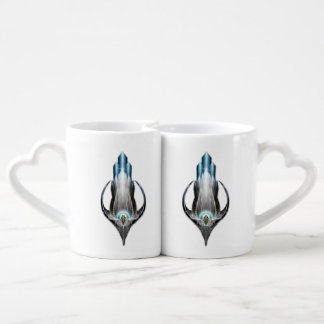 Ice Vision Of The Imperial View ISO Lovers Mugs Couples' Coffee Mug Set