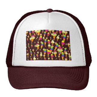 Ice Wallpaper Trucker Hats