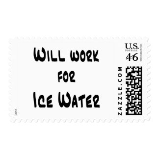 Ice Water Postage Stamps