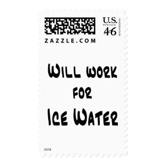 Ice Water Stamps