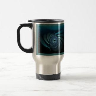 Ice Whales Travel Mug
