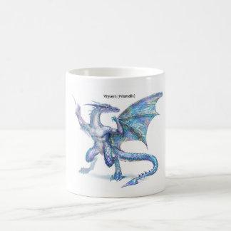 Ice Wyvern Coffee Mug