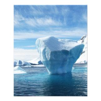 iceberg-404966 iceberg antarctica polar blue ice s flyer