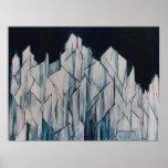 Iceberg-Antarctica Posters