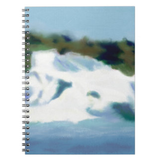 Iceberg Art Notebook