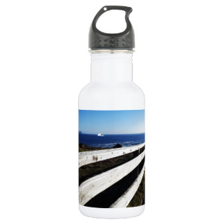 Iceberg At Cape Spear Stainless Steel Water Bottle