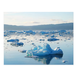 Iceberg Bay Postcard
