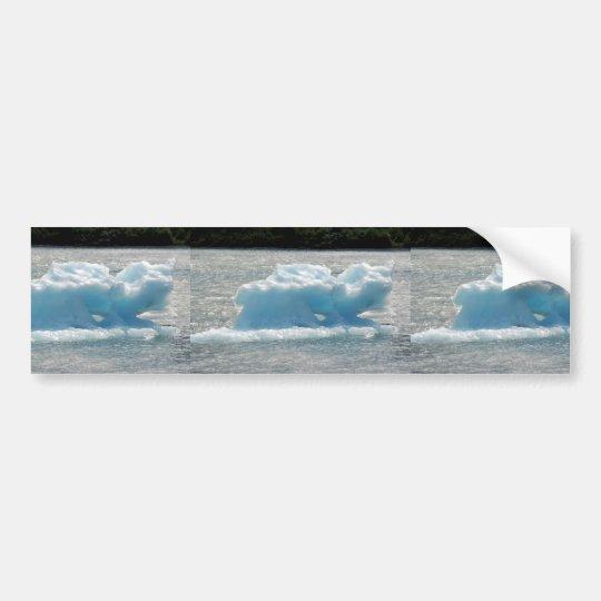 Iceberg Bumper Sticker